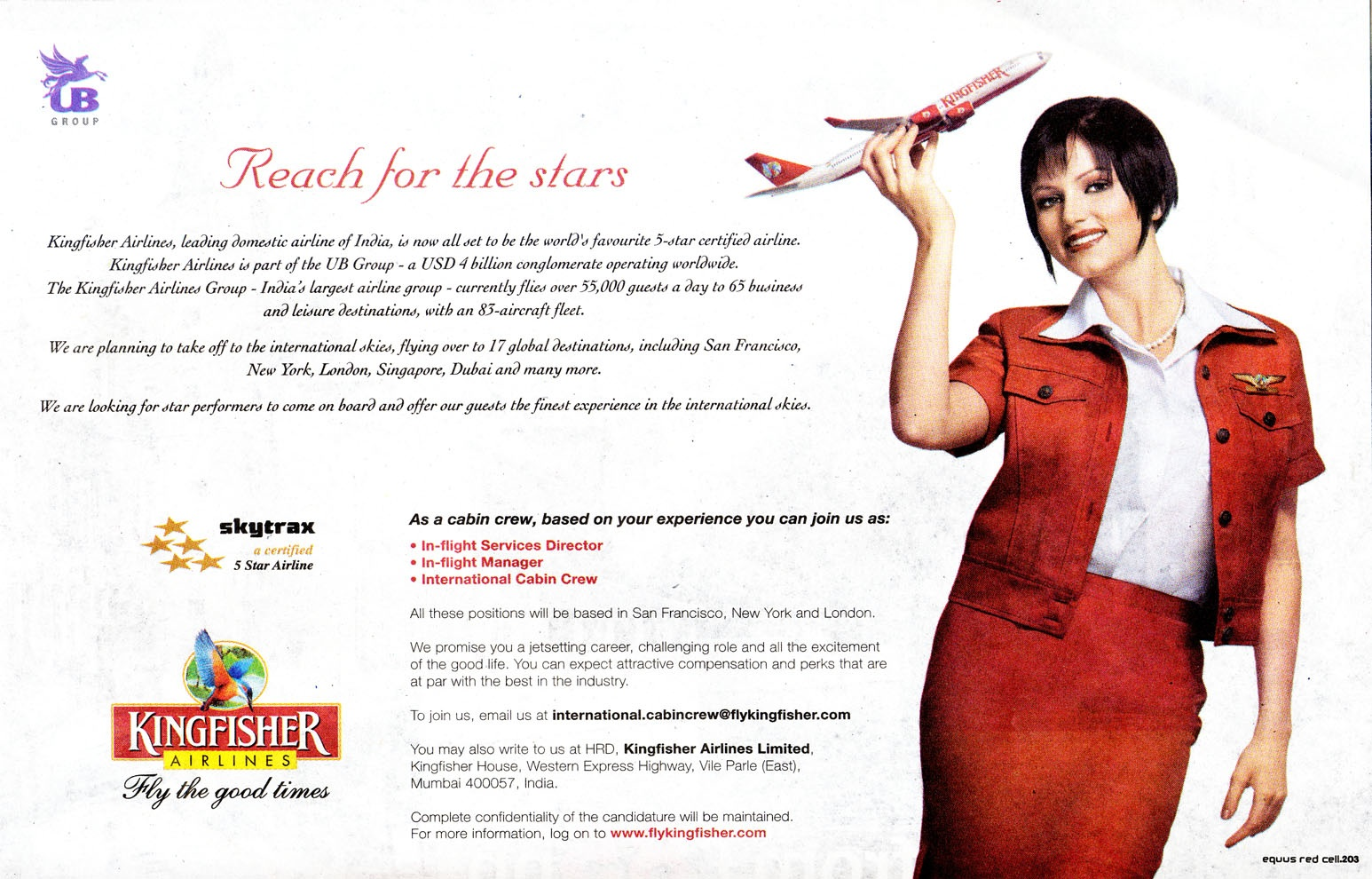 Kingfisher Airlines | India Insights