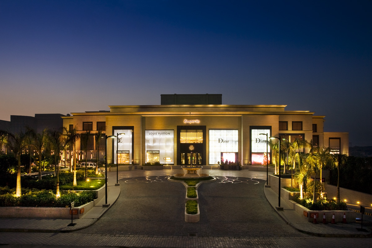 india s biggest luxury mall finally functional pics cgarchitect professional 3d architectural visualization